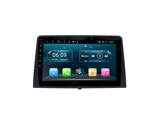 China 32GB 64GB Rom Citroen Dvd Player Berlingo , Multimedia Car Navigation System 10.1 Inch supplier