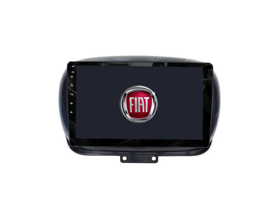 500X Sat Nav Fiat Navigation System Touch Screen With 4G SIM Card Audio Video Player