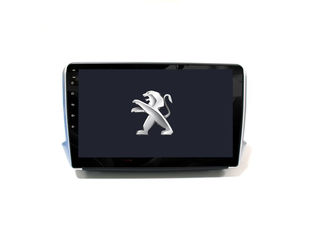 China Android Peugeot Navigation System DDR 1G/2G Ram Peugeot 2008 Audio Car Dvd Device supplier