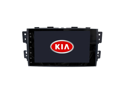 Octa / Quad Core Cpu KIA DVD Player Borrego 2008 2016 In Car Entertainment Device