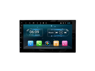 Universal Central Multimidia GPS Navigation Infotainment System 7 Inch Screen