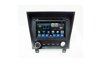 7 Inch Screen 405 PEUGEOT Navigation System , Android Car Dvd Player 4G SIM Card