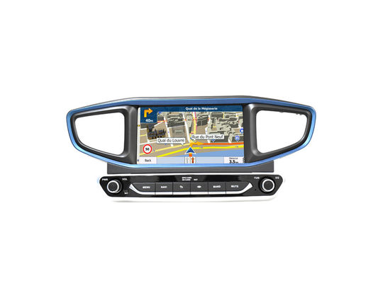 Integrated Navigation System HYUNDAI DVD Player Video Out Ioniq Hybrid 2016-2019