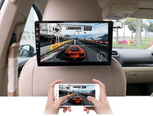 Car Headrest DVD Player Android Multi-purpose Audio Video GPS Bluetooth SD Wifi