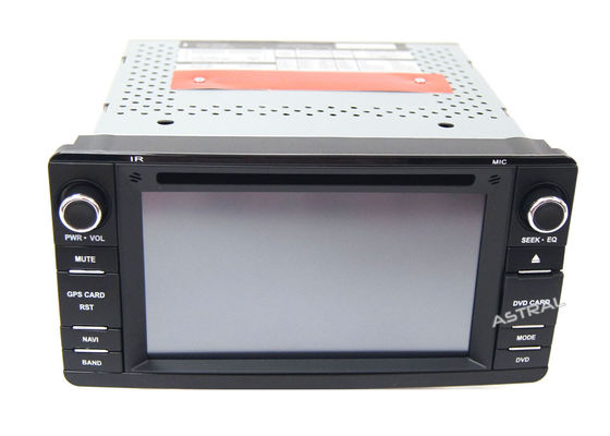 China Double Din Touch Screen MITSUBISHI Navigator 2013 Outlander ASX Lancer Touch Screen SWC supplier