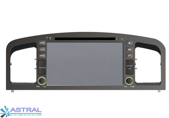 China Vehicle Multimedia Double Din Car DVD Players , car radio dvd player supplier
