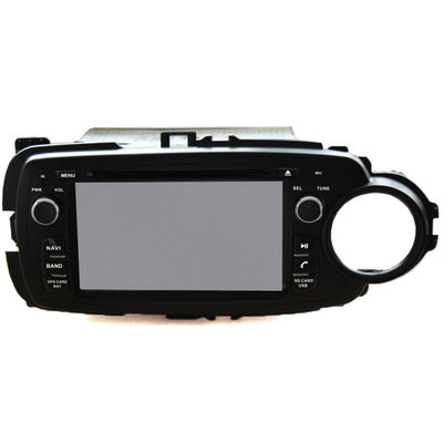 China Audio video receiver toyota gps navigation with touch screen radio video yaris supplier