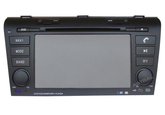 China Car Origial Radio System Double Din Car Stereo Player Mazda supplier