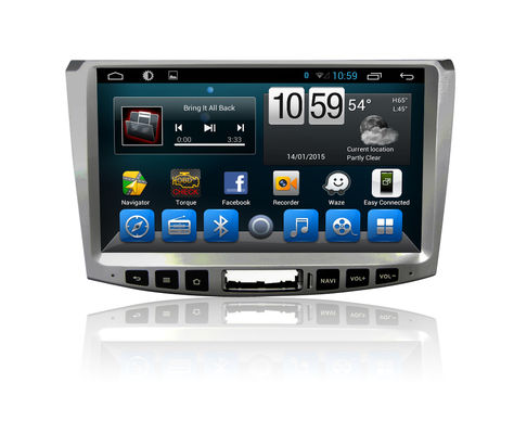 China Double din In Android Car Navigation audio radio stereo bluetooth swc VW Magotan supplier