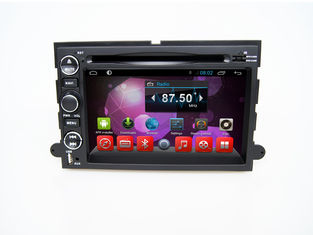 China Ford Explorer Dvd Navigation System For Car , Audio Stero Wifi Bt Tv supplier