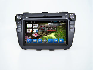 China Android Double Din Car DVD Player With Navigation Media System For KIA Sorento 2013 supplier