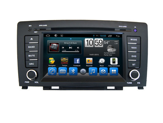 China Double Din Car DVD Player GPS Navigation with Bluetooth Wifi Tpms for Great Wall H6 supplier
