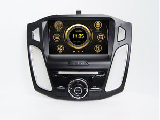 China In car touch screen dvd multimedia player dvd bluetooth wince for ford focus 2015 supplier