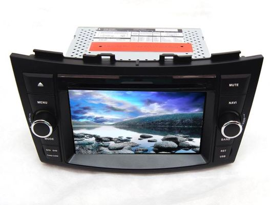 China Car audio android 4.4 suzuki navigation system double din dvd gps sat nav swift ertiga supplier