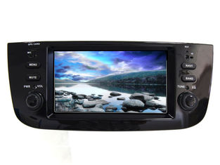 China Car stereo dvd touch screen player FIAT Navigation for fiat linea punto supplier
