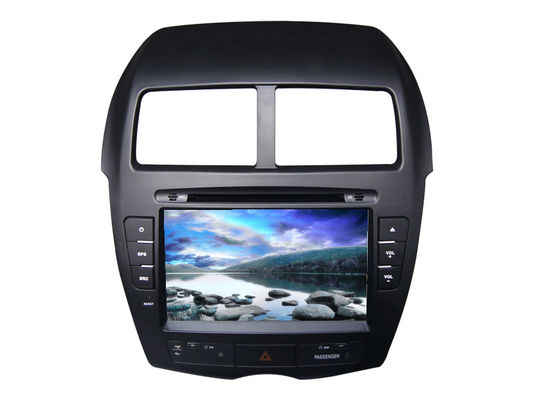 China In car audio stereo MITSUBISHI Navigator with screen gps bluetooth Mitsubishi ASX / Citroen supplier