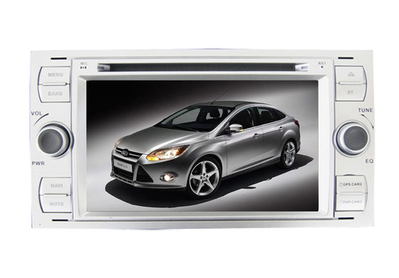 China Android 4.4 ford dvd navigation system car audio stereo for focus supplier