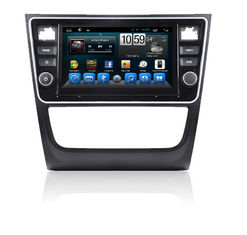 China Android volkswagen gps navigation system with dvd player for new gol supplier