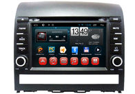 China In Dash Stereo Radio Player Plio Fiat Navigation System Quad Core DVD GPS Wifi factory