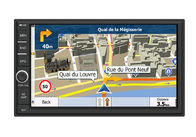 China 7 ″ HD Capacitive Screen Car GPS Navigation System With Bluetooth Phonebook Search  factory