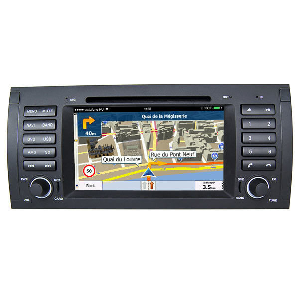 Android 6.0 Kitkat Systems Car Multimedia Navigation