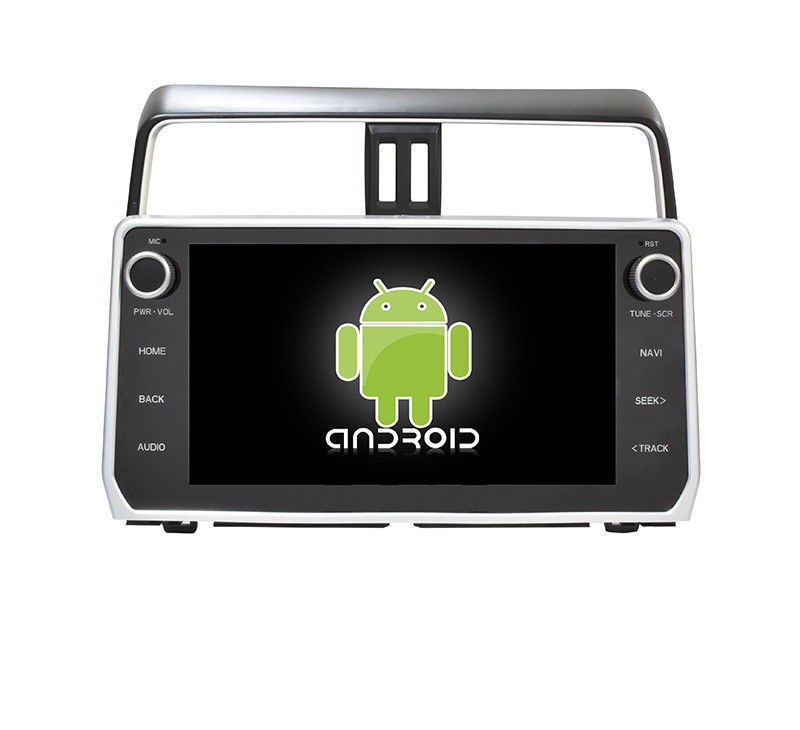 Dashboard TOYOTA GPS Navigation Bluetooth Hand - Free Support Name Search