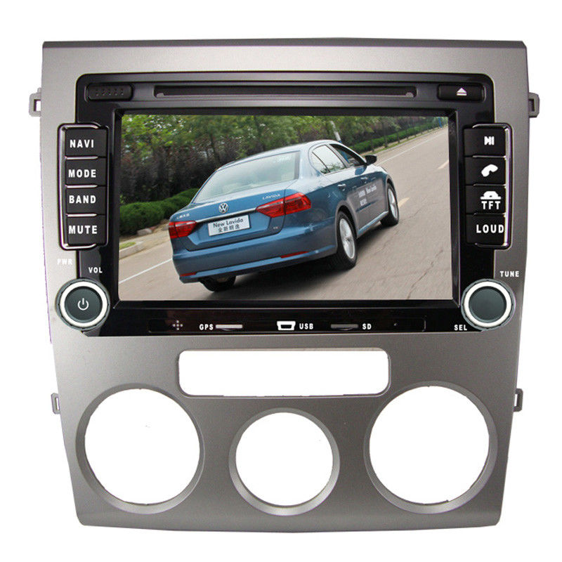 double din in car dvd cd player volkswagen gps navigation. Black Bedroom Furniture Sets. Home Design Ideas