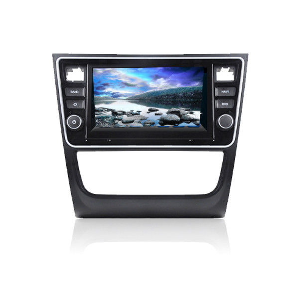 android 4 4 double din in car dvd cd player vw gps. Black Bedroom Furniture Sets. Home Design Ideas