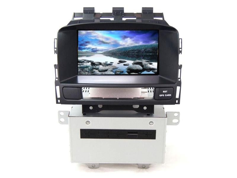 2 din android 4 4 car gps navigation dvd player opel astra. Black Bedroom Furniture Sets. Home Design Ideas
