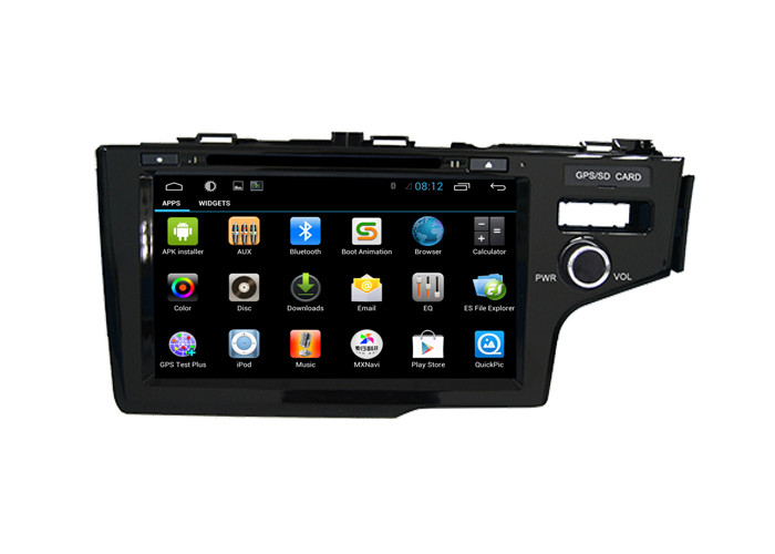 Android Car Radio GPS Multimedia Honda Navigation System Fit 2014 Right DVD Player