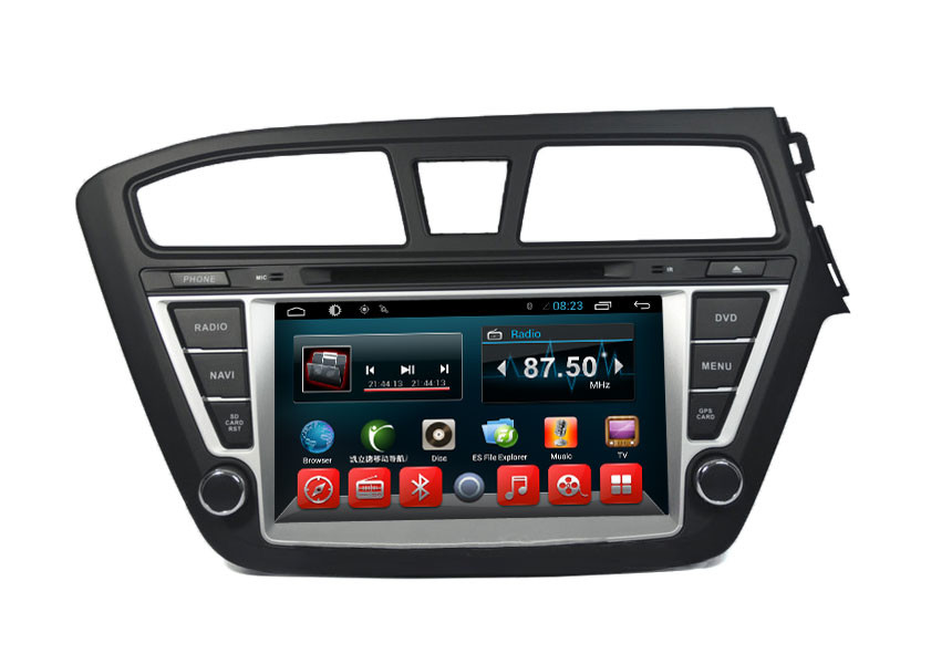 car radio bluetooth touchscreen gps auto navigation. Black Bedroom Furniture Sets. Home Design Ideas