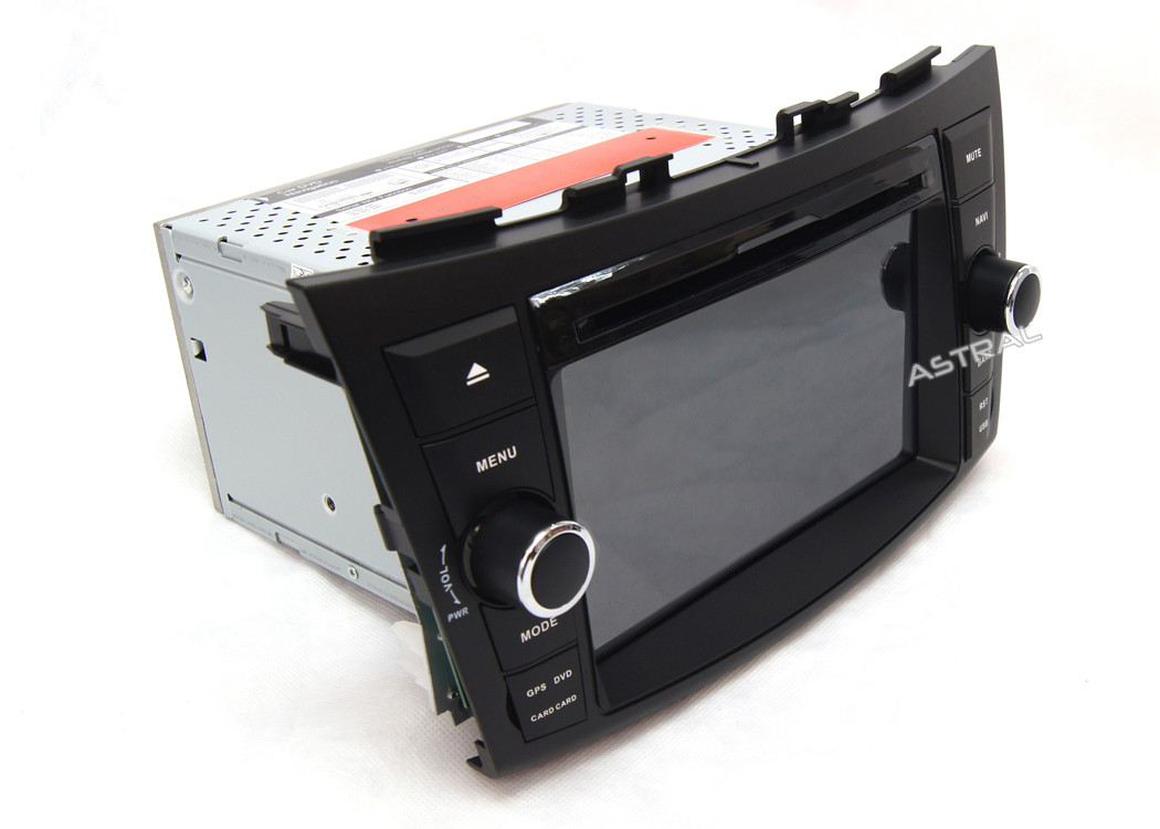 Stereo Android Suzuki Navogator GPS with 1080P HD Video Display