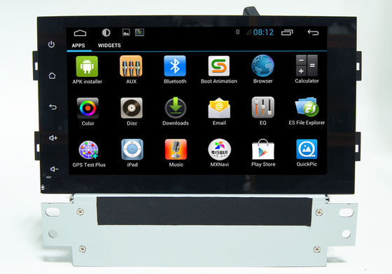 Car Android Quad Core Peugeot Navigation System DVD Radio Bluetooth For 308S