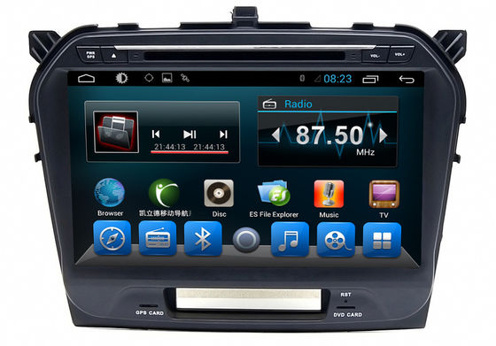 Car Audio Player Multimedia Android Car Navigation System For Vitara 2015 Stereo DVD Radio