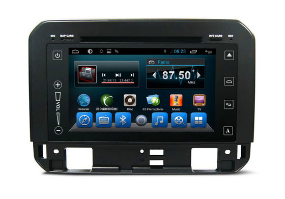 Car - Hifi Entertainment System Suzuki android navigation system Glonass GPS Suzuki Ignis 2017