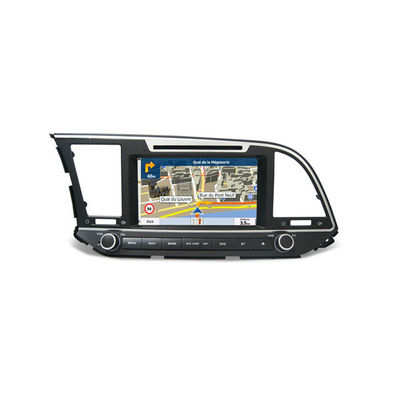 CE Hyundai Dvd Player Hyundai Elantra 2017 GPS Navigation Digital Media Receivers