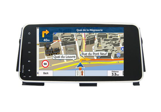 Android 7.1 In Car GPS Device Gps Navigation System For Cars Nissan March Kicks
