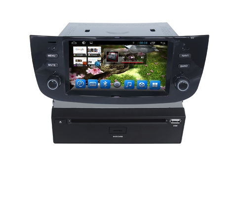 In Dash Car Radio FIAT Navigation System Linea Punto with Andriod DVD Player