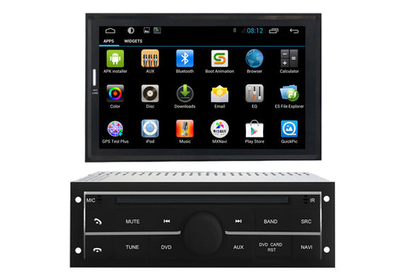 Dual Core 3G Wifi MITSUBISHI Navigator For L 200 Pure Android System