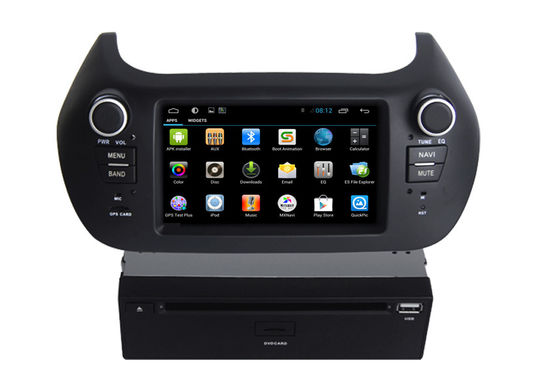 Car DVD Stereo Peugeot Navigation System Android with 3G Wifi TV BT