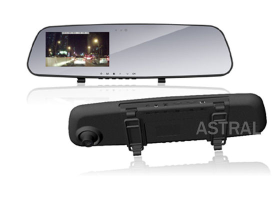 DVR 420TVL Mirror Backup Camera Car Reverse Parking System with Bluetooth Hands Free