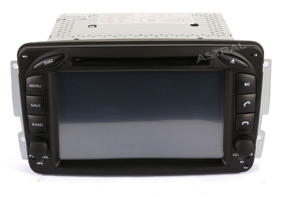 China Touch Screen Central Multimidia GPS System , gps car navigation system factory