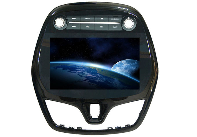 Android Car Dvd Players Spark Chevrolet GPS Navigation Quad Core 16G ROM