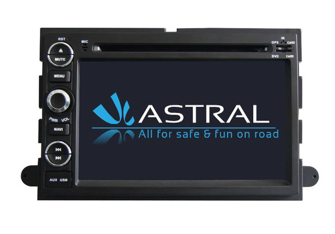 Android Car Multimedia GPS FORD DVD Player For Explorer Expedition Mustang Fusion