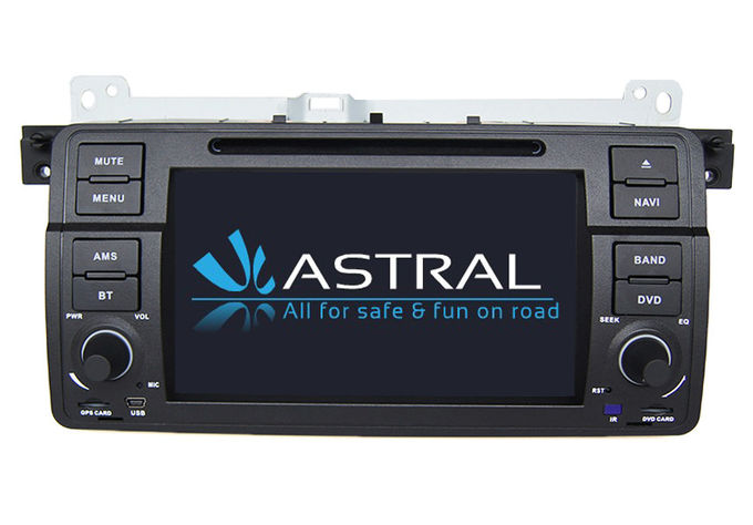Android Car Navigation for BMW E46 Car Dvd Player Center Multimedia System