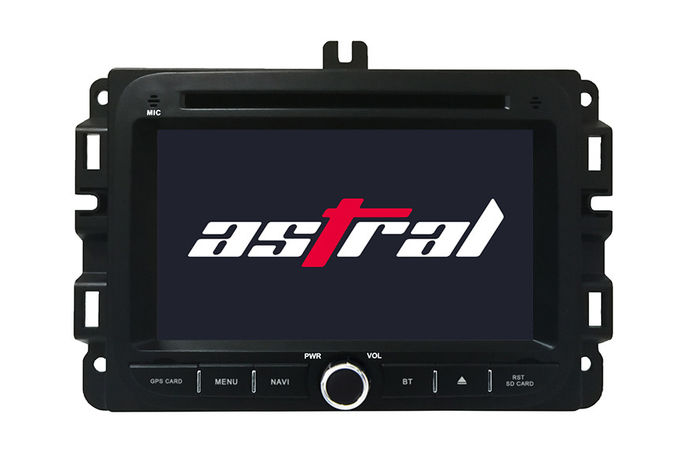 Double Din Stereo TV Wifi Car Multimedia Navigation System Jeep Renegade 2017